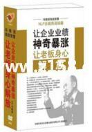 企业管理培训课程,冯晓强NLP总裁商战秘籍
